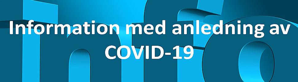 COVID-19 gör att mycket är annorlunda. Läs mer om hur det påverkar Pingstkyrkan Renströmmen
